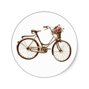 Of bikes and roses